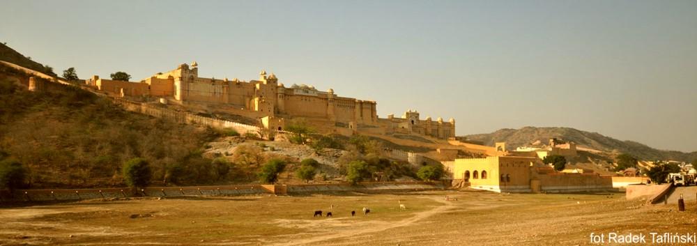 Amber Fort wJaipur