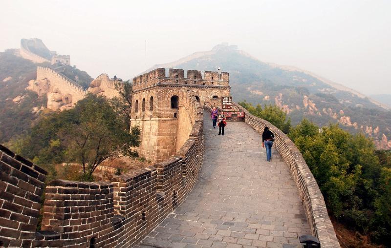 Wycieczka Chiny Wielki Mur