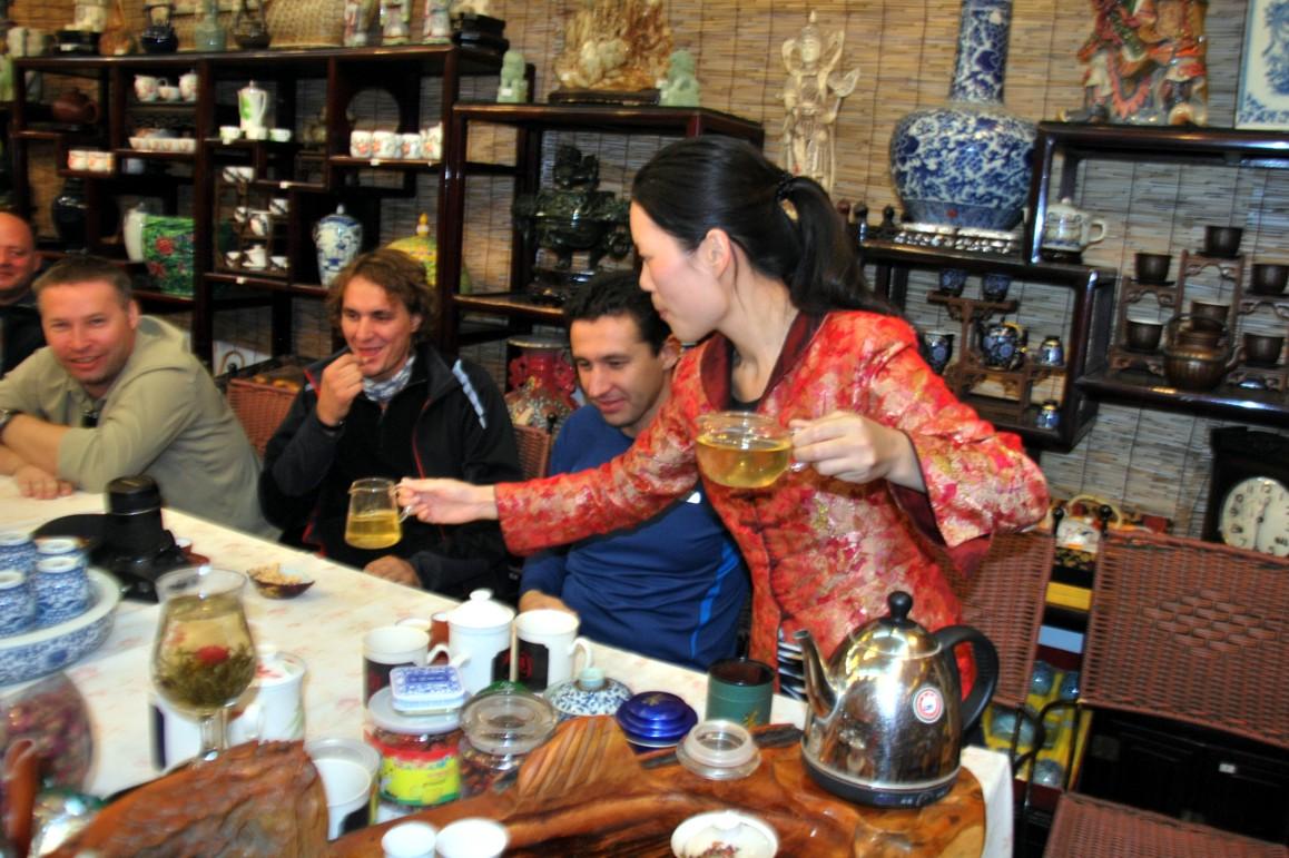 pekin ceremonia parzenia herbaty