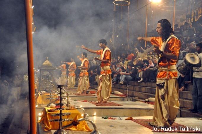 Glob Net Wycieczki Waranasi Indie