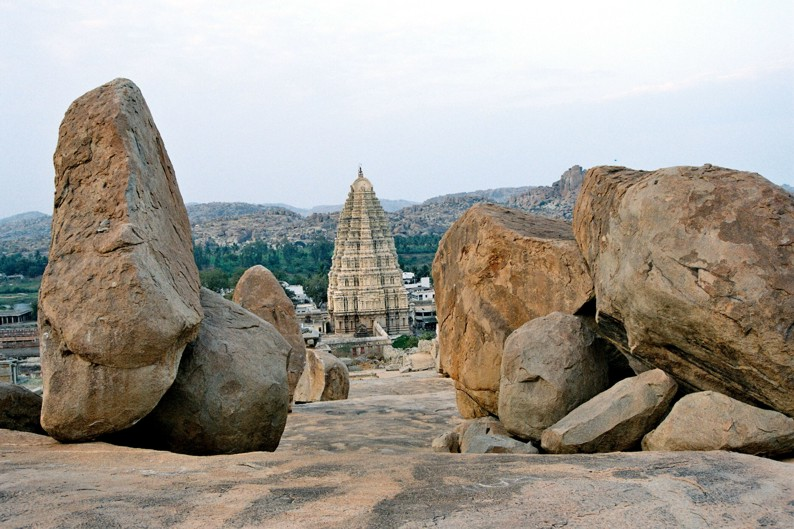 Indie_poludniowe_Vijayanagar_swiatynia_hinduistyczna