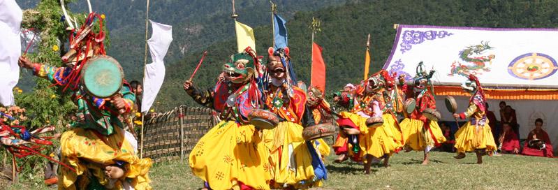 Bhutan - Królestwo Smoka
