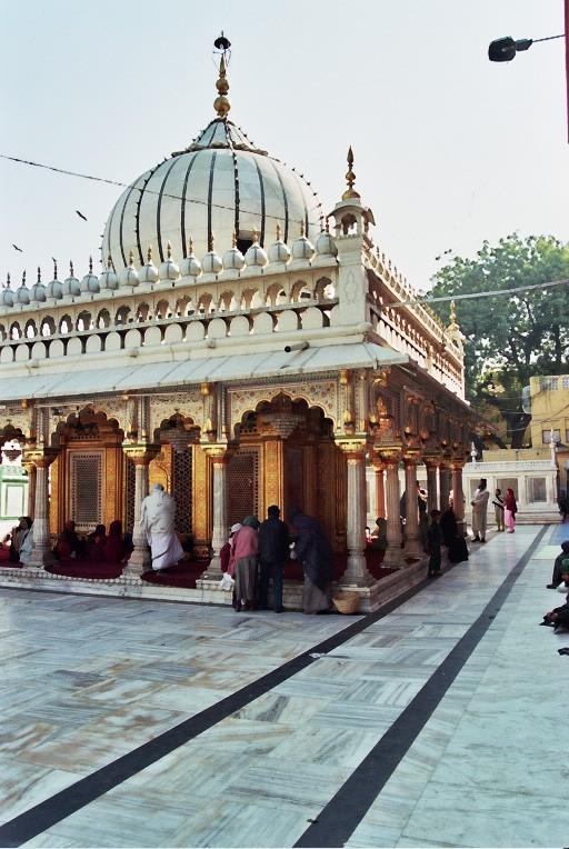 Delhi - Świątynia sikhijska