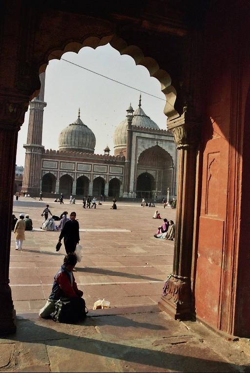 Delhi - stolica Indii