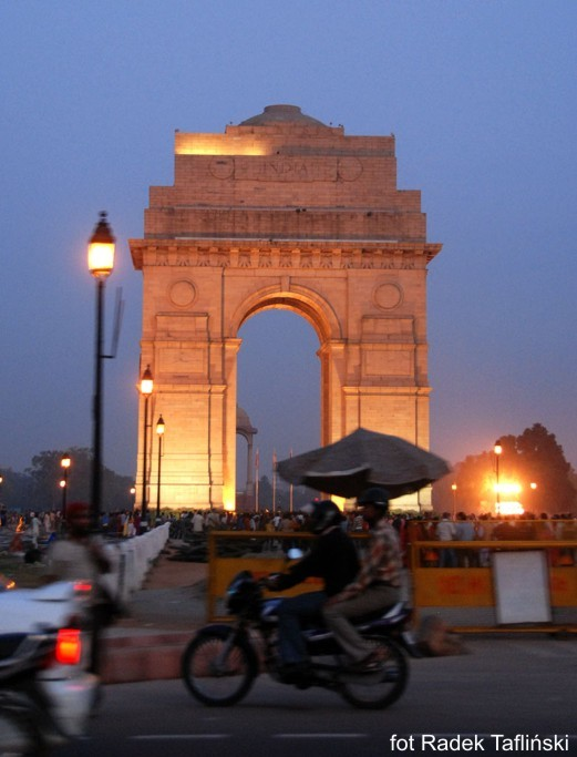 Nowe Delhi - Brama do Indii