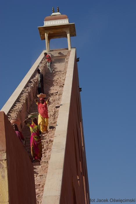 Dżajpur w Indiach