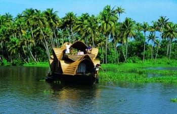 Wycieczka po Kerala, Indie Południowe