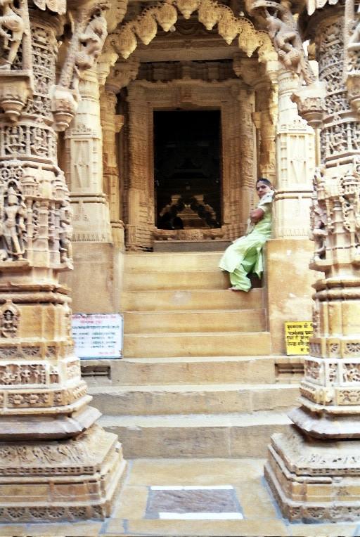 Jaisalmer Świątynia dżinijska