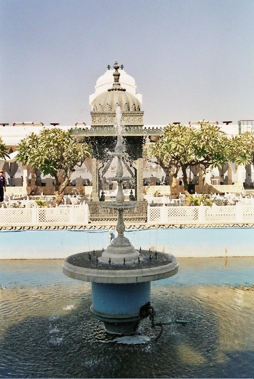 Udajpur - Pałac na Wodzie