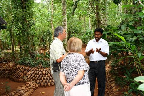 Ogród Przypraw Sri Lanka
