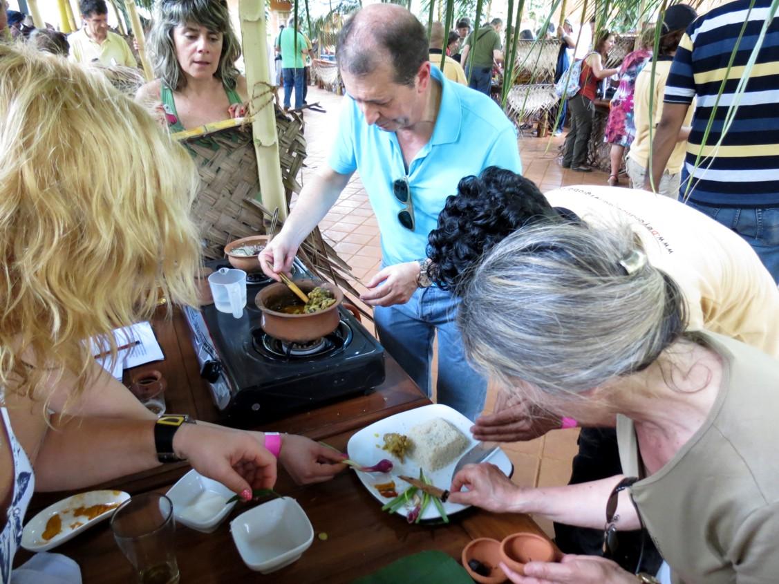 Warsztaty Kulinarne na Sri Lanka