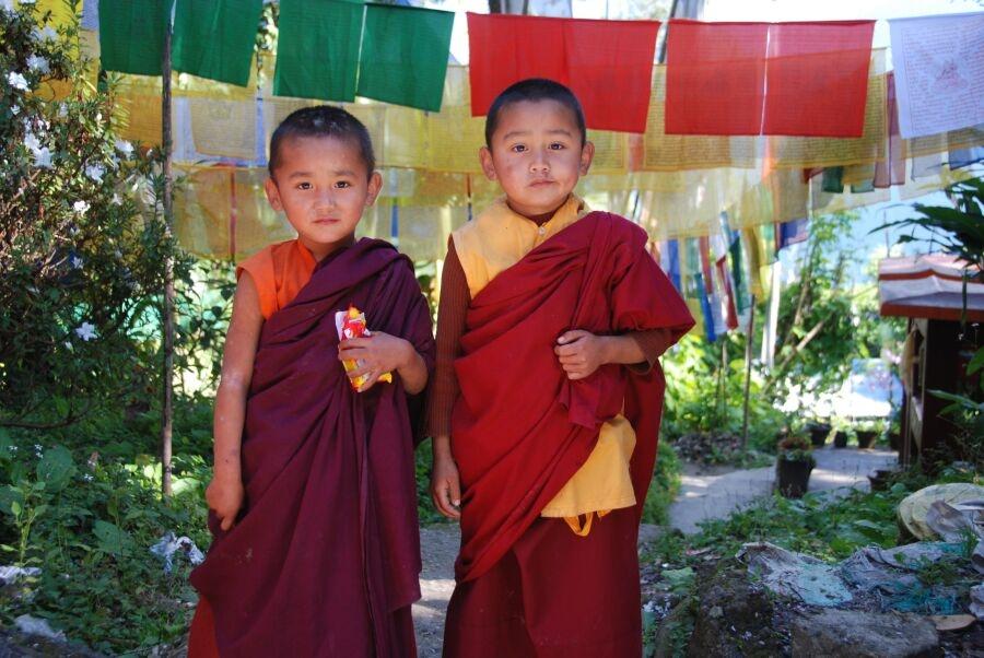 Himalaje indyjskie - Sikkim