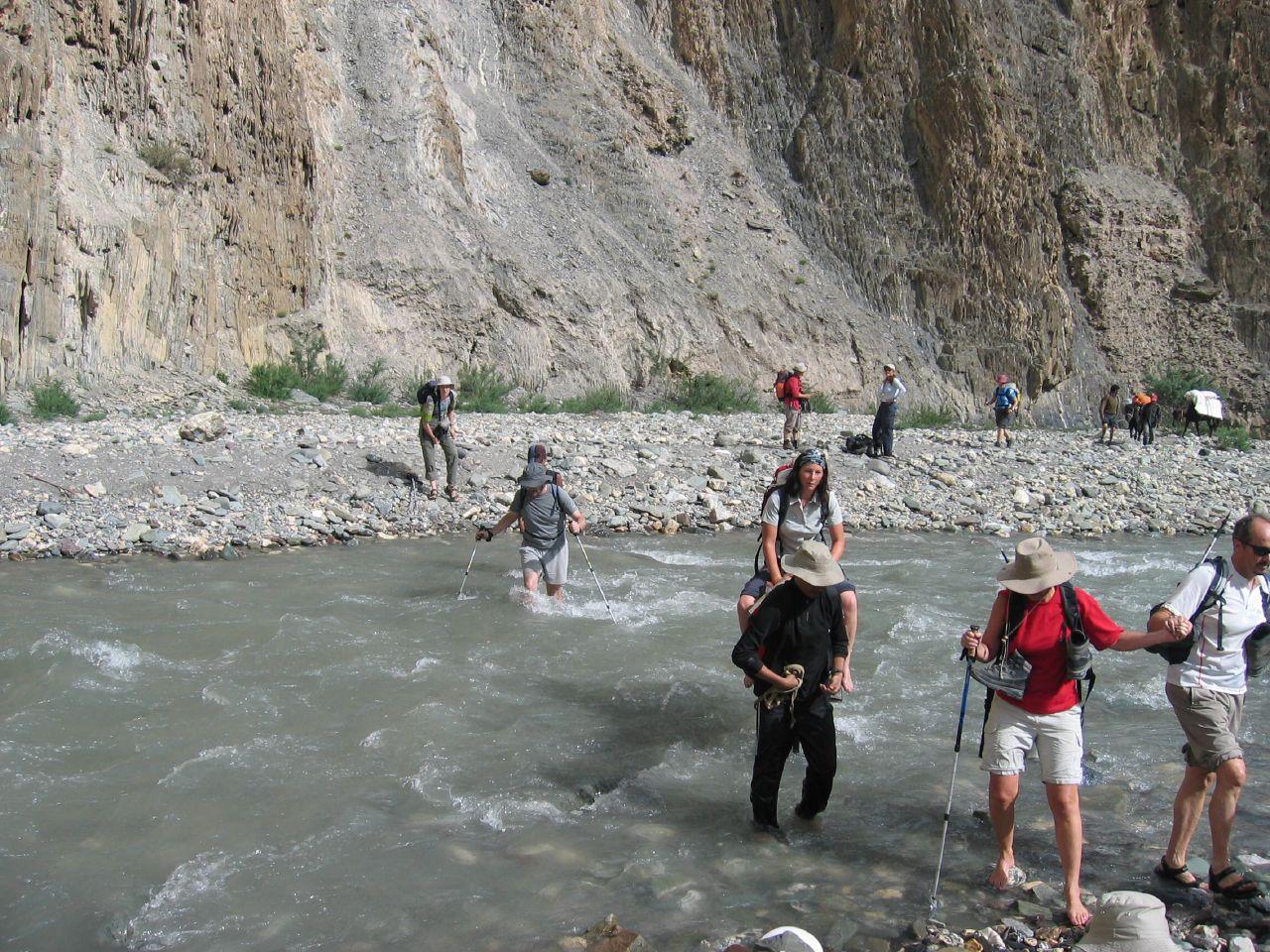 Himalaje Ladakh Markha Treking