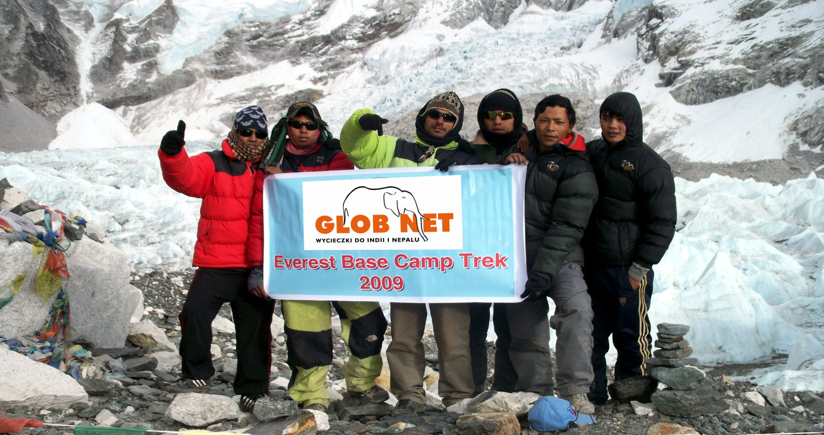 Nepal treking Everest Base Camp